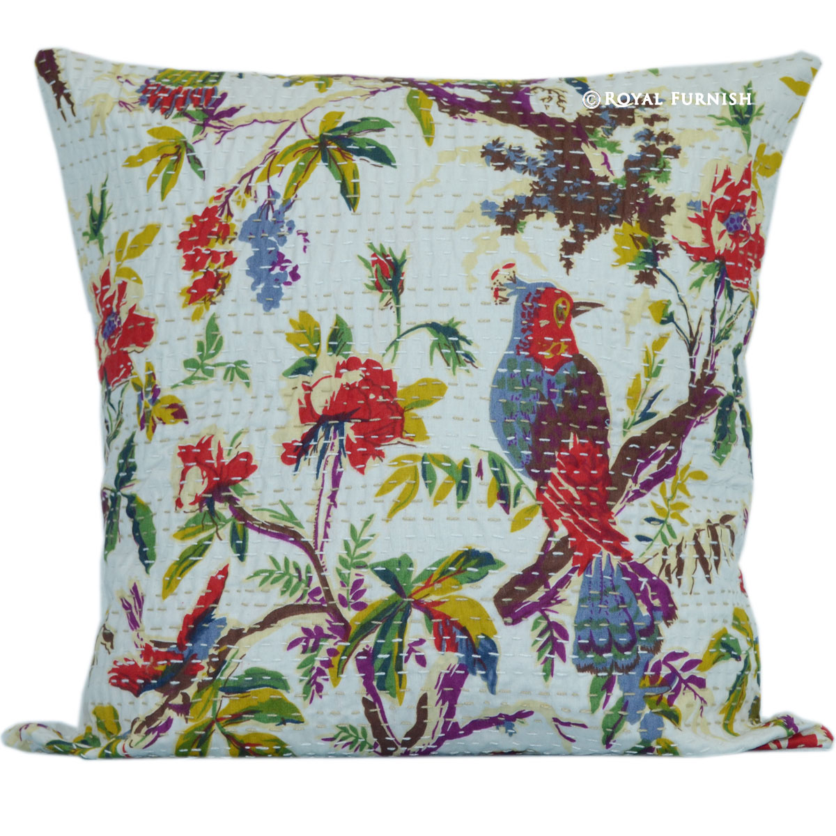 Love for Kantha Pillows