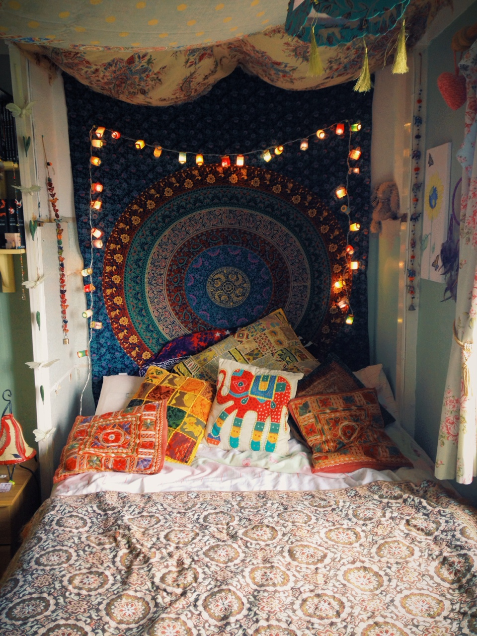 Bedroom Decor Ideas Boho