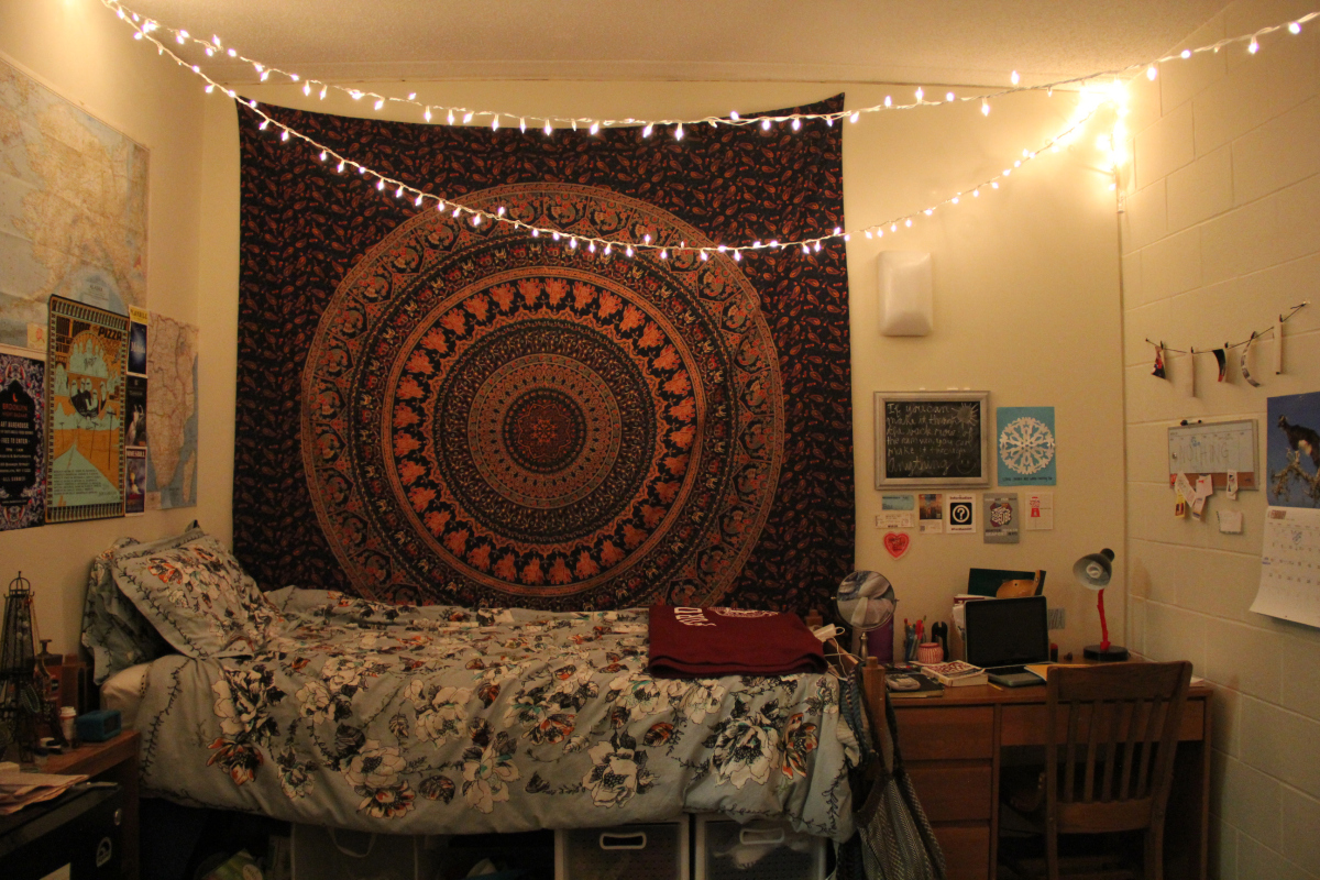 Decorative lights for dorm room - String Lights For Dorm Rooms