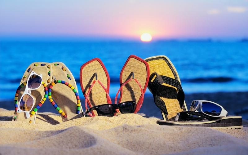 Flip Flops for beach