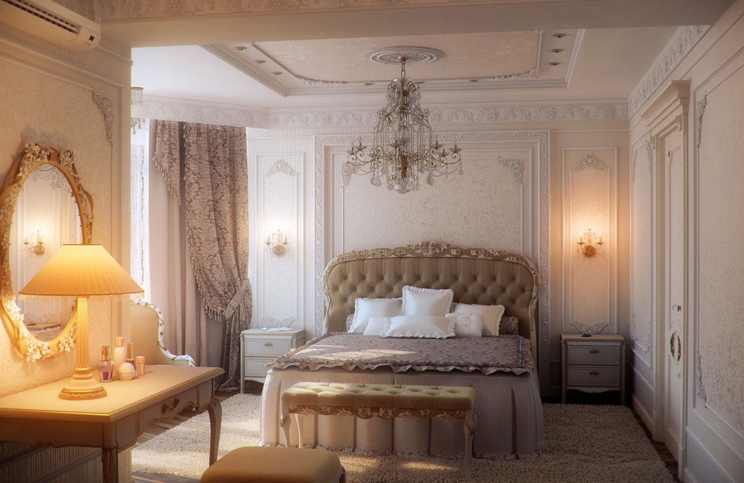 Romantic Bed Tricks To Decorate Most Romantic Bedroom  Royal Furnish
