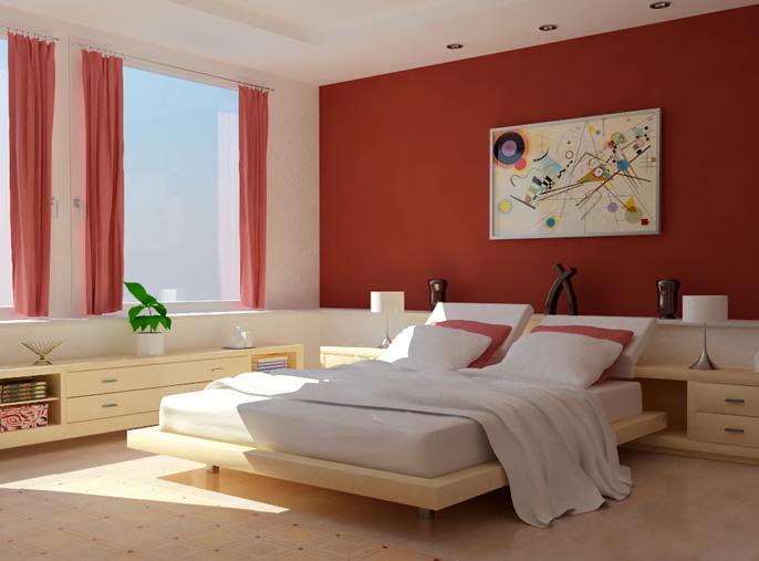 Tricks to decorate most romantic bedroom royal furnish Romantic bedroom interior ideas