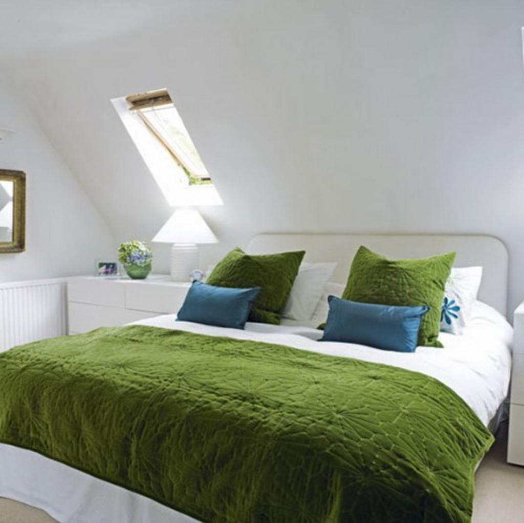 bedroom throw1