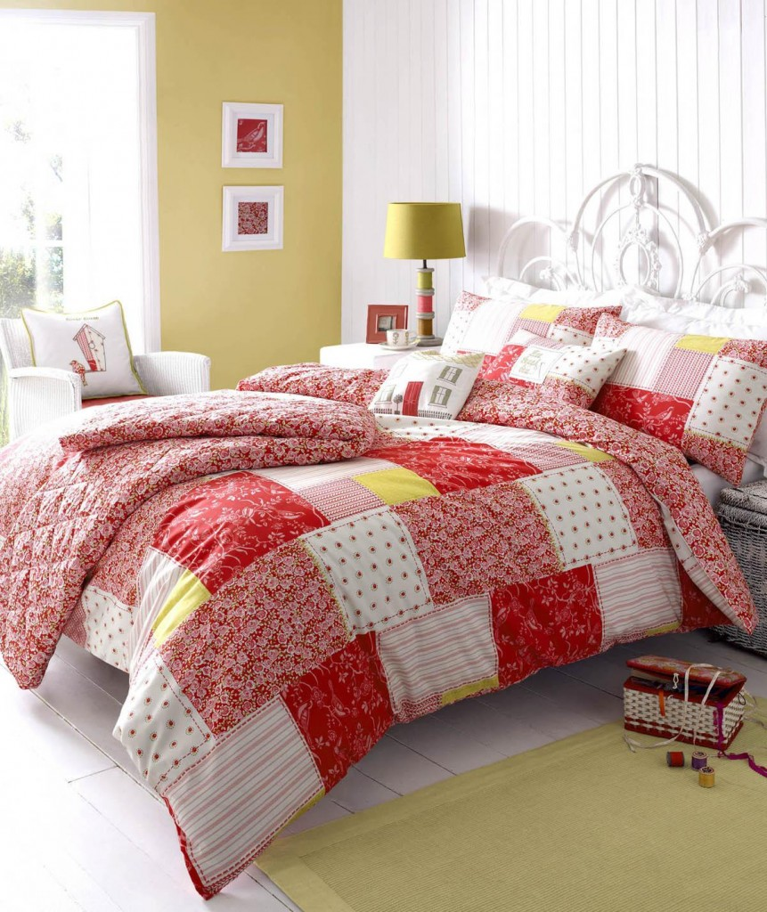 kantha quilt duvet cover