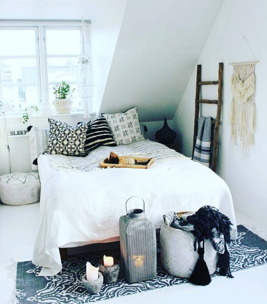 Bedding Decor: 21 Bohemian Chic Bedroom Decor Ideas