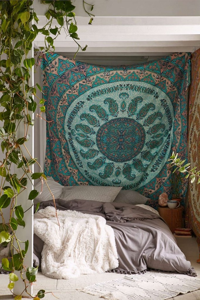 terrific cute bohemian bedroom ideas | Bohemian Style Bedroom Decorating Ideas | Royal Furnish