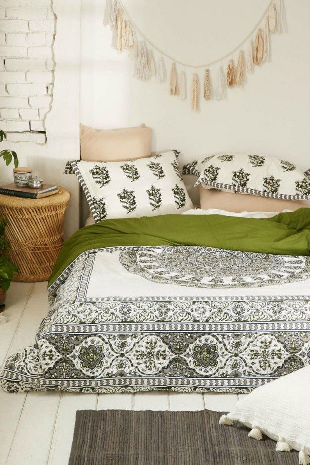 bohemian style room idea 23 - Bohemian Bedroom Decor