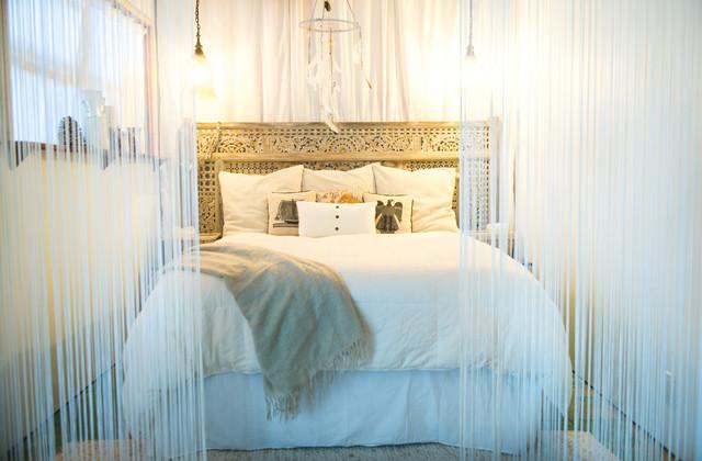bohemian style room idea 3