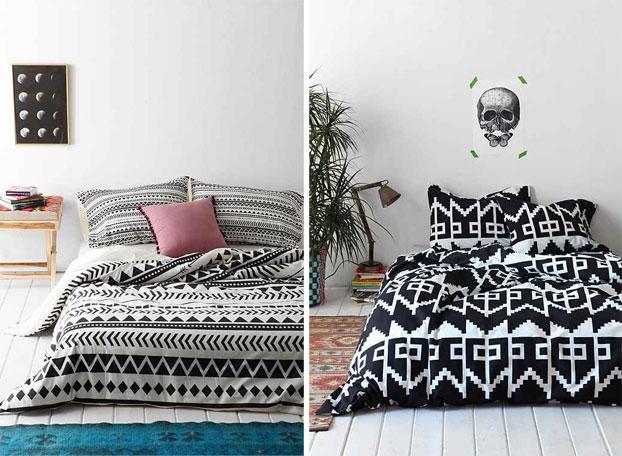 bohemian style room idea 4