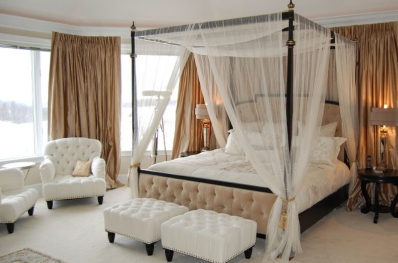 Canopy-beds-For-the-Modern-Bedroom