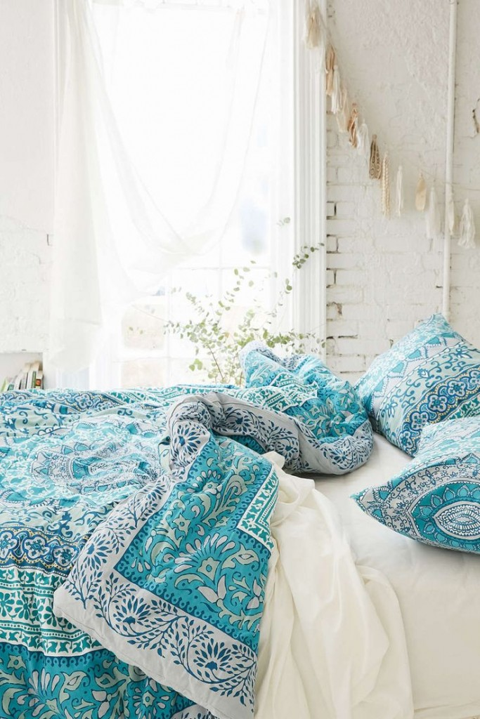 Gypsy bedroom decor 13