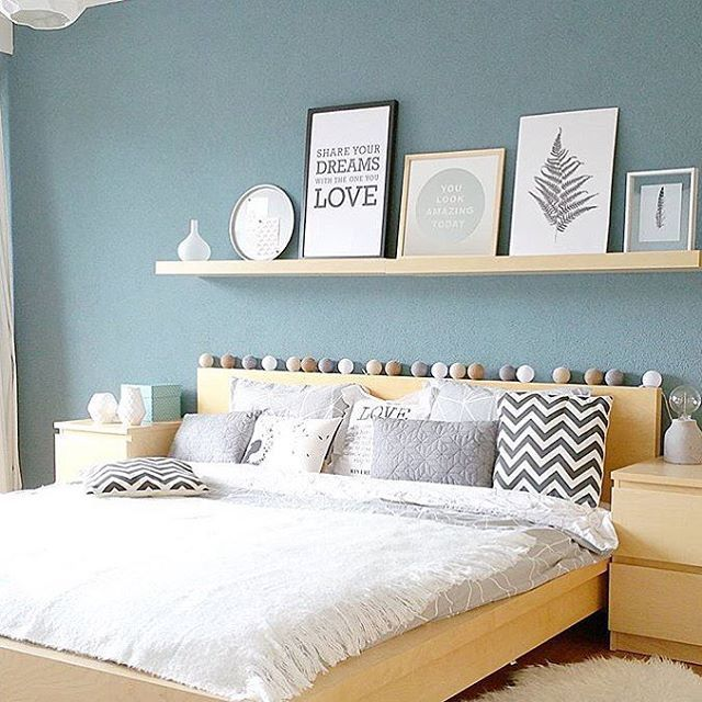 Bedroom Art Above Headboard: 13 Steps To Acheive Bedroom Goals