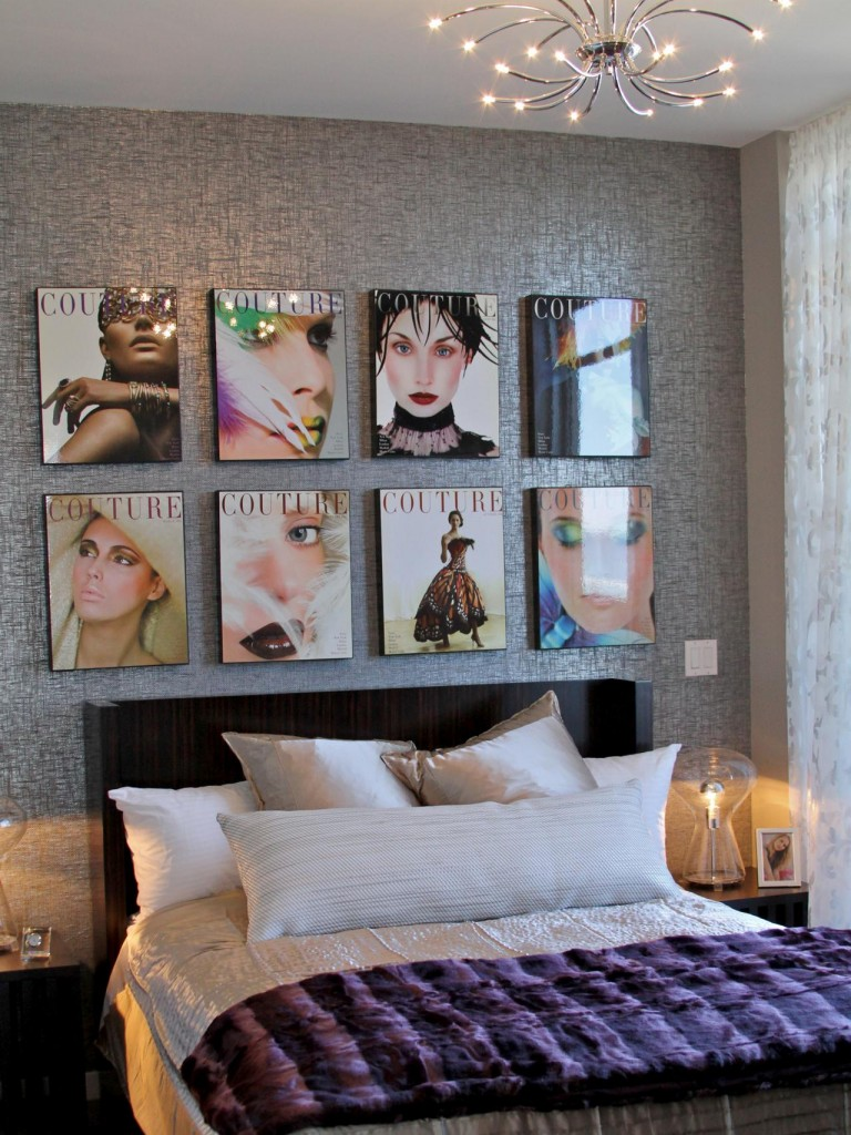 magazine pictures bedroom