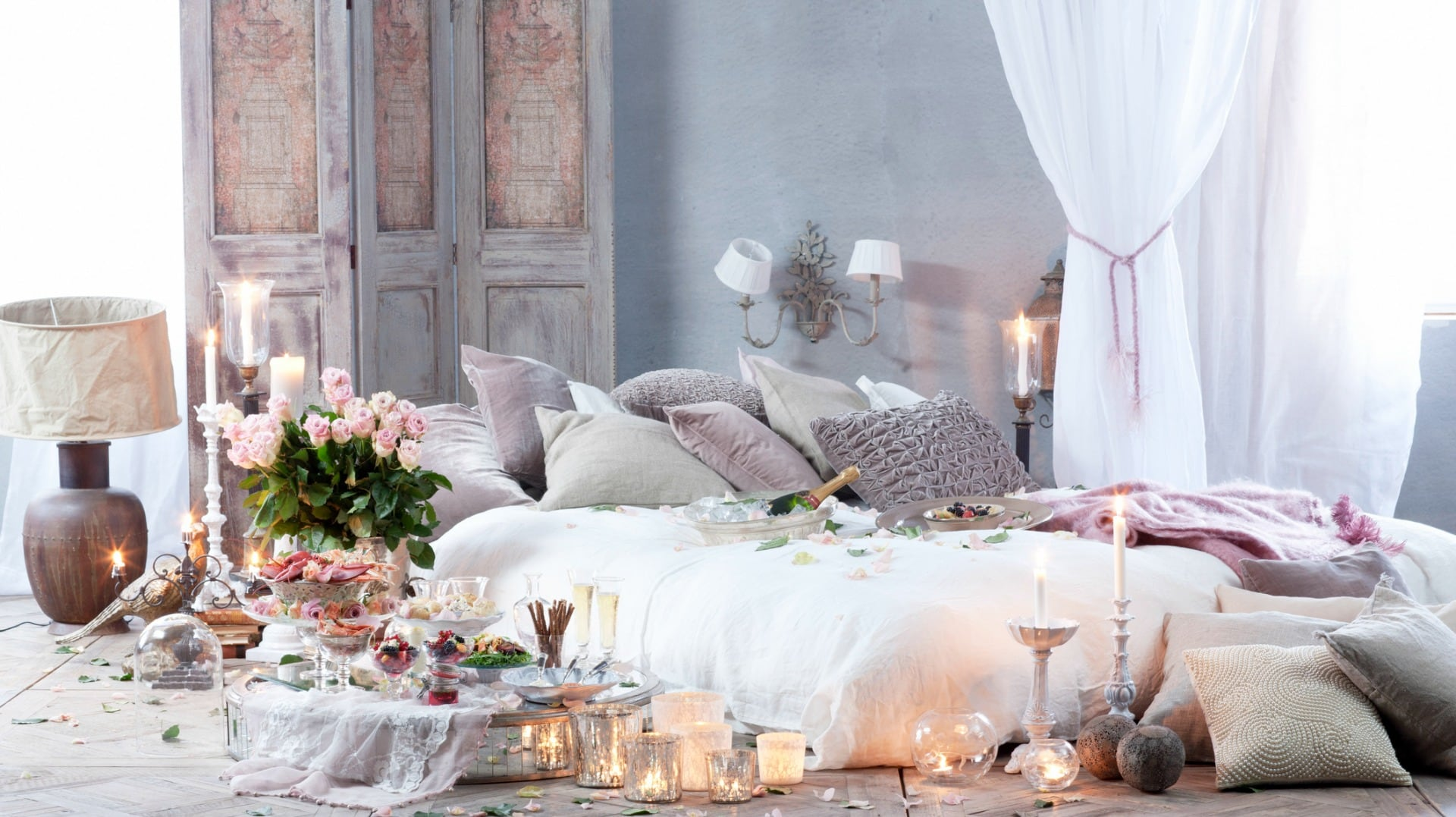 Romantic Bedroom Design Ideas | Interior Home Design