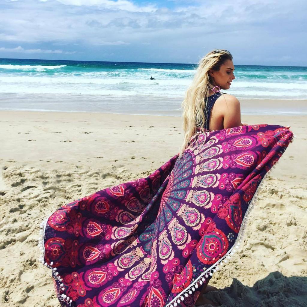royal furnish beach blanket